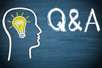 QUESTIONS AND ANSWERS © Convisum | Dreamstime.com